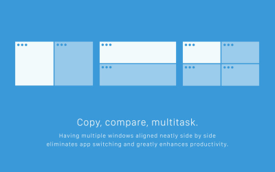 copy, compare, multitask